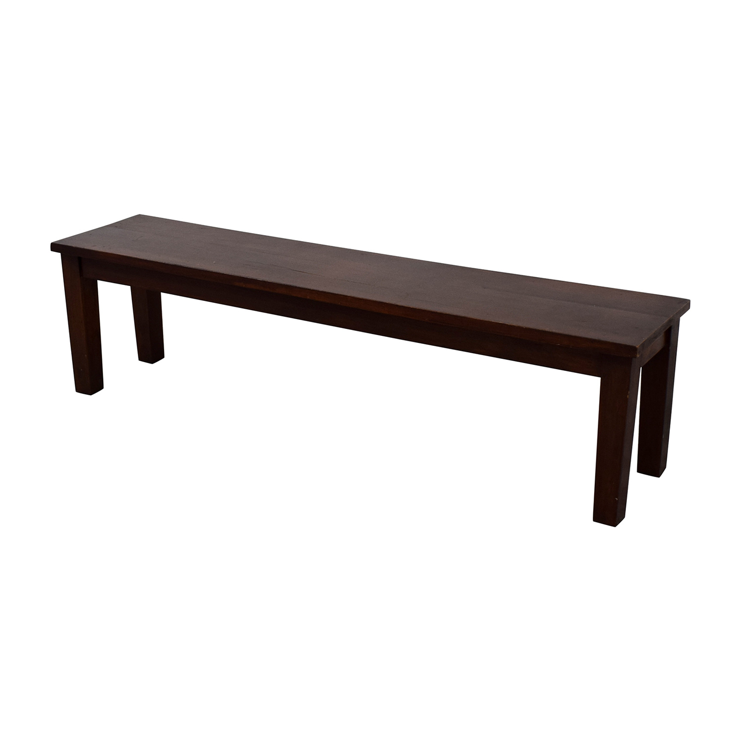 Crate & Barrel Entry Bench sale