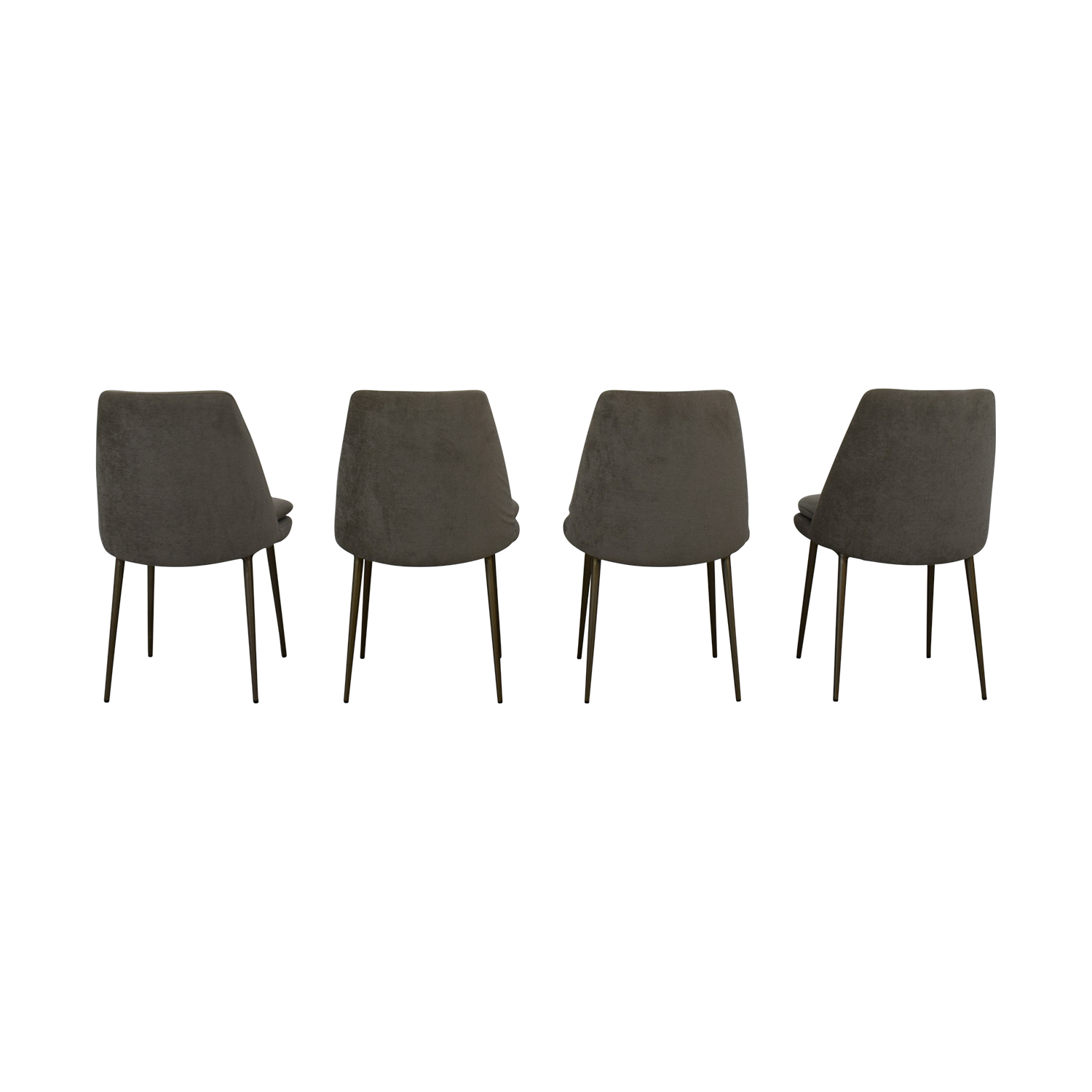 West Elm West Elm Finley Low Back Dining Chairs Dining Chairs