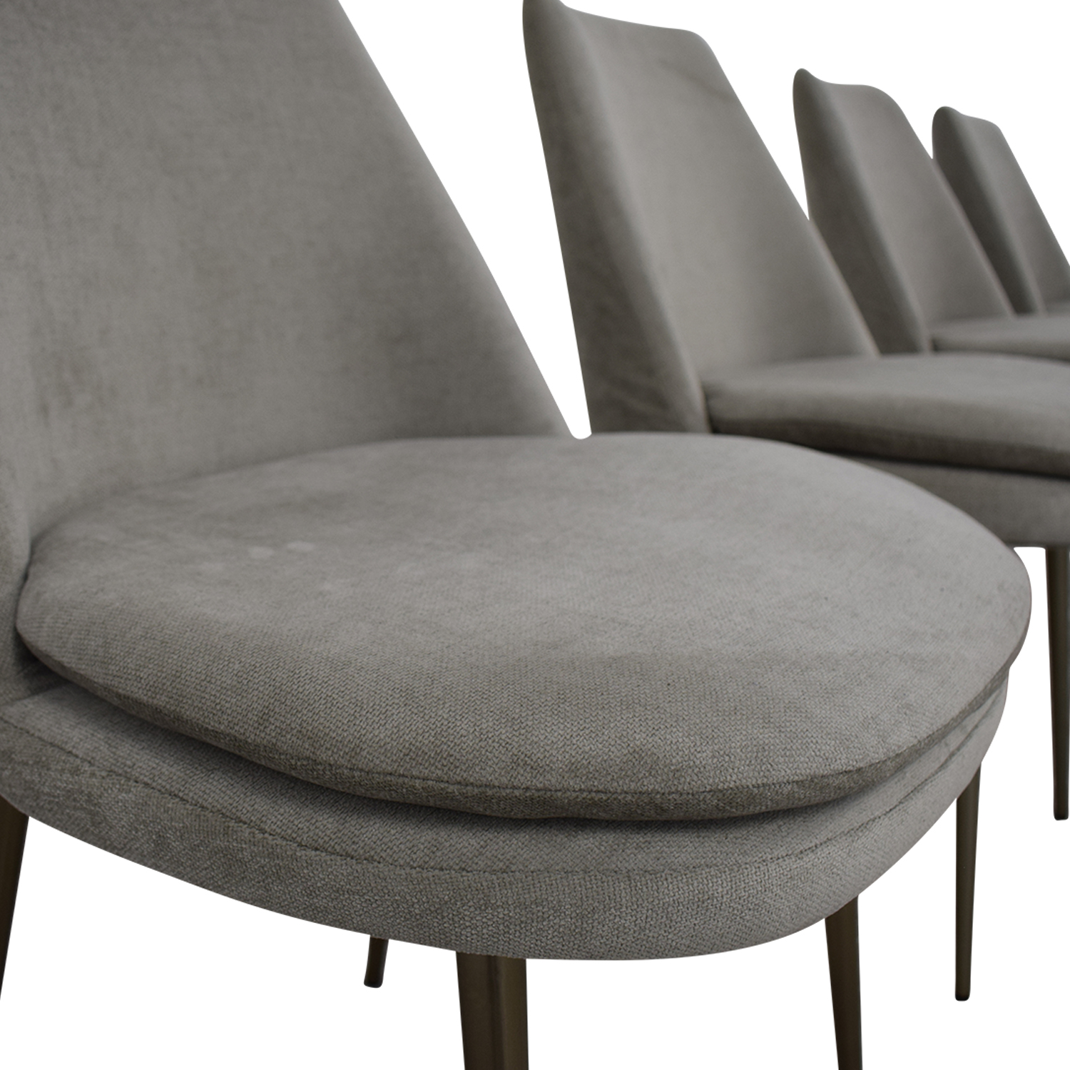 West Elm West Elm Finley Low Back Dining Chairs coupon