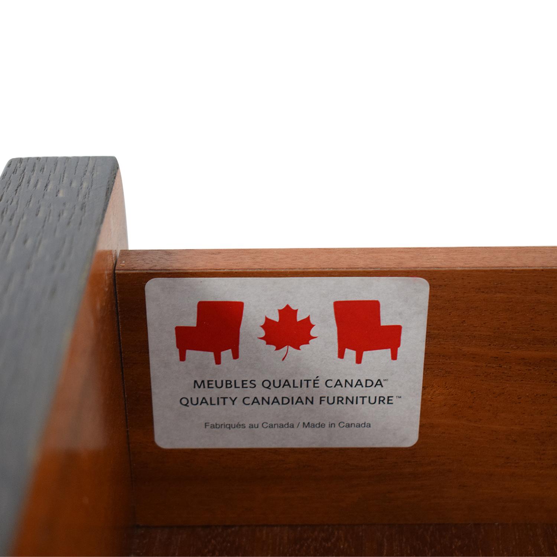 Jensen-Lewis Jensen-Lewis Stella Mobican Eight Drawer Dresser dimensions