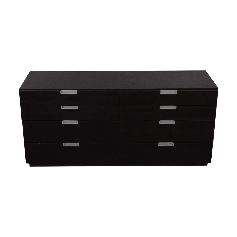 buy Jensen-Lewis Stella Mobican Eight Drawer Dresser Jensen-Lewis