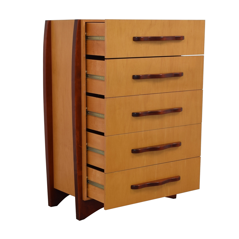 Dialogica Dialogica Five Drawer Dresser used