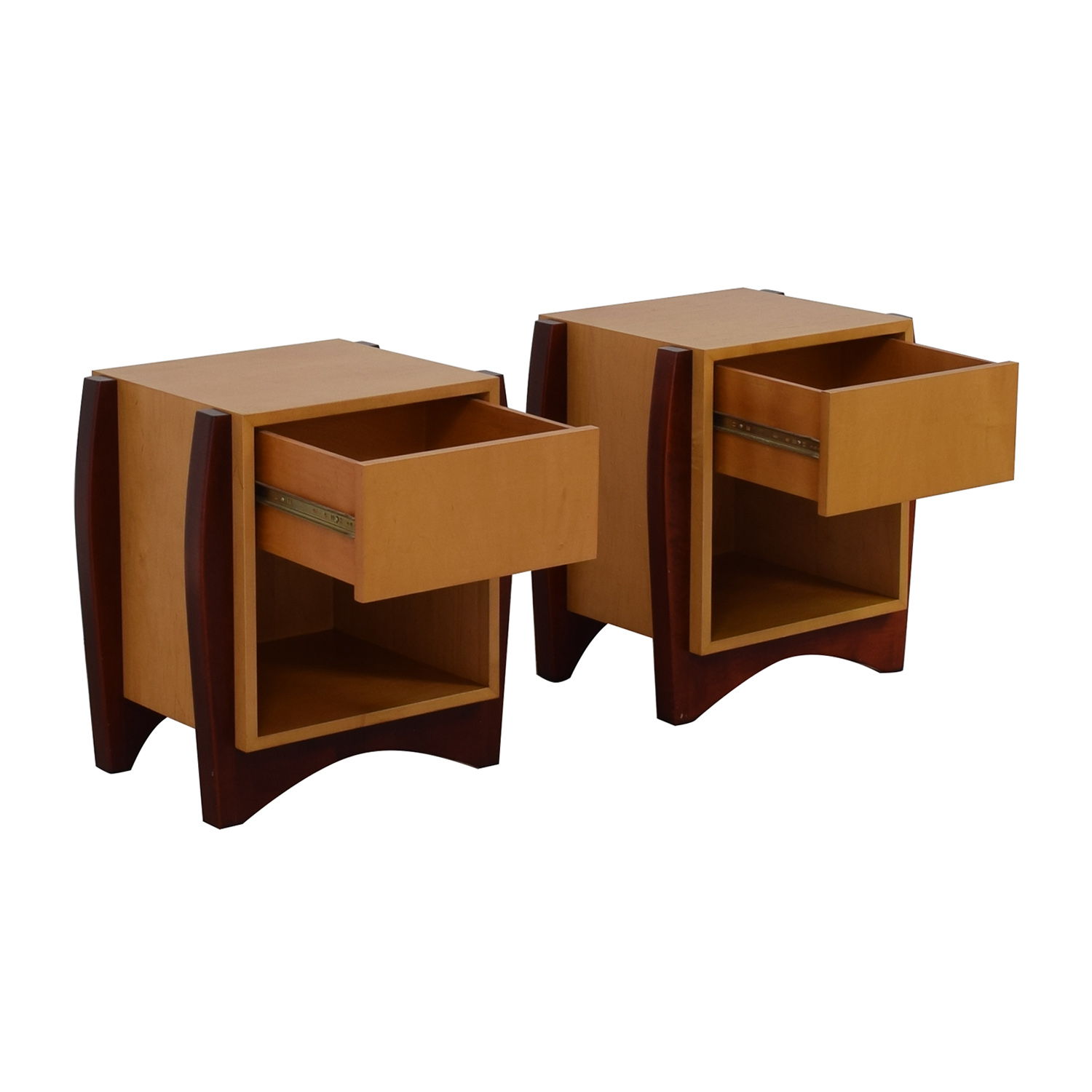 buy Dialogica Nightstands Dialogica End Tables