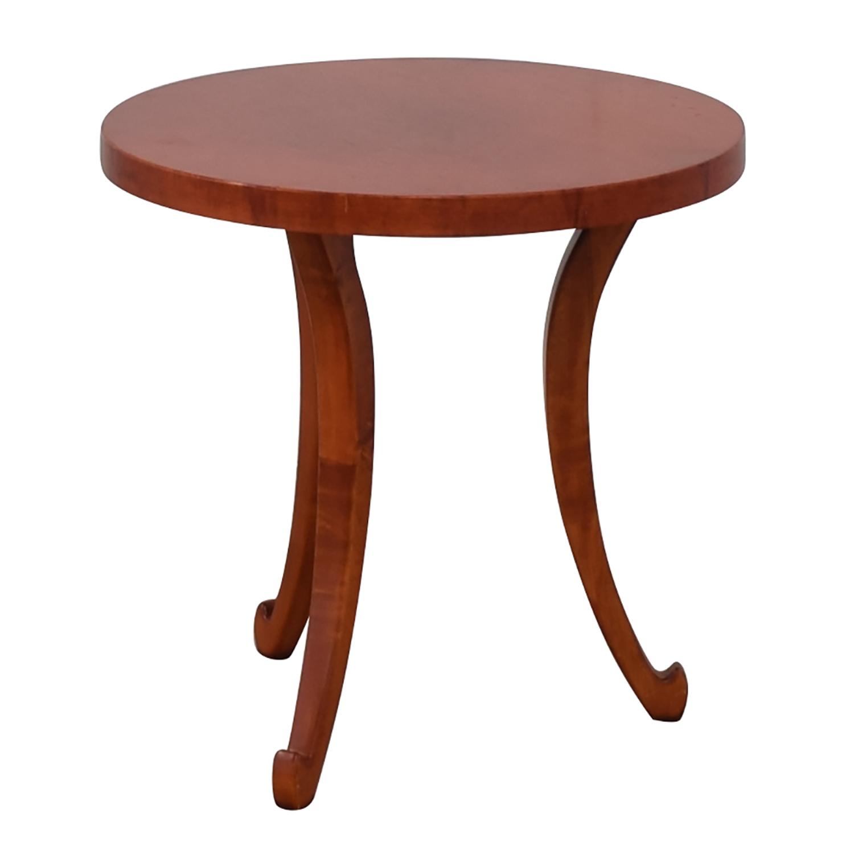 Dialogica Dialogica Side Table light orange