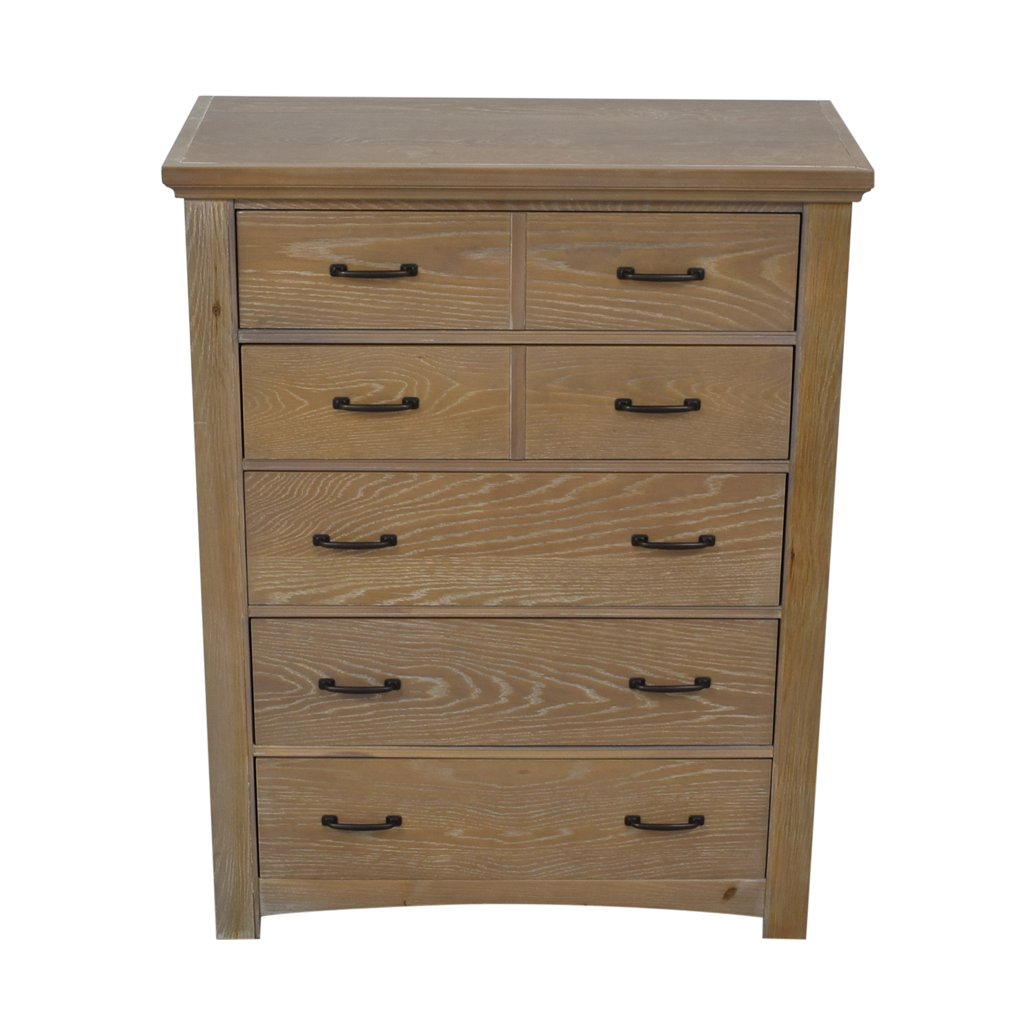Vaughan-Bassett Vaughan-Bassett Five-Drawer Tallboy Dresser coupon