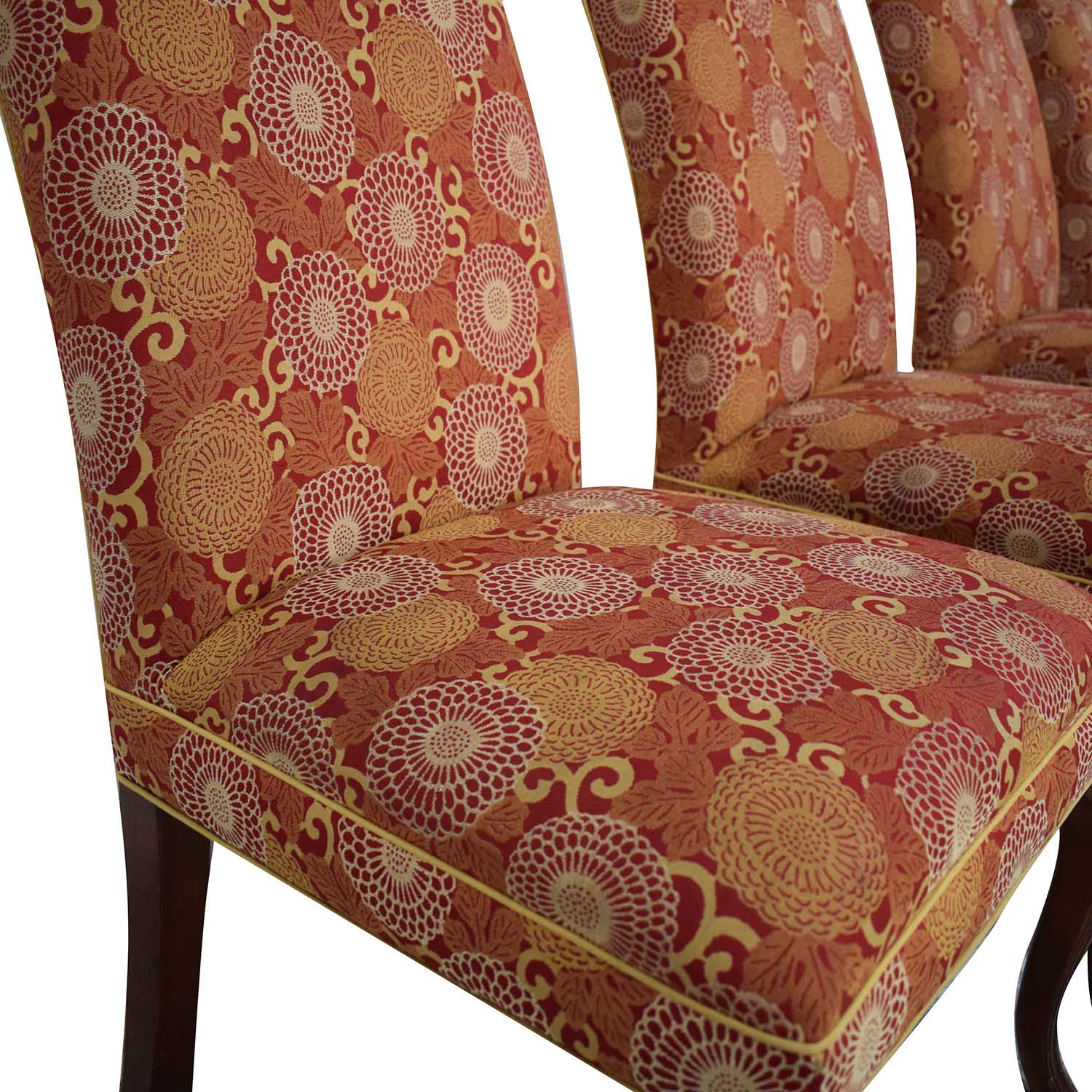 Ethan Allen Ethan Allen Fabric Side Chairs Chairs