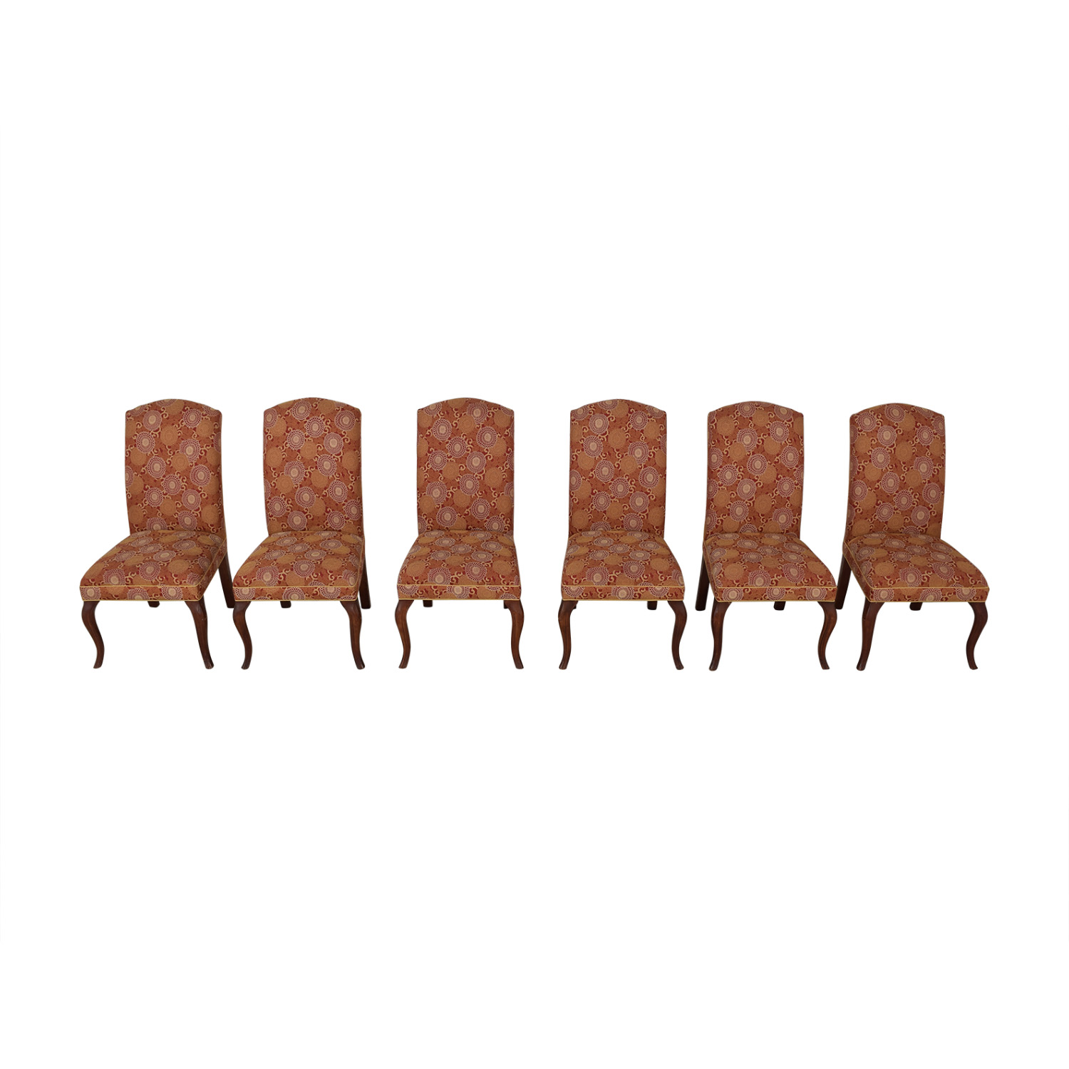 buy Ethan Allen Fabric Side Chairs Ethan Allen