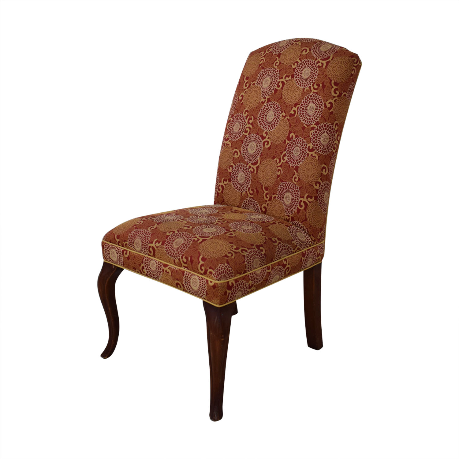 buy Ethan Allen Fabric Side Chairs Ethan Allen Dining Chairs