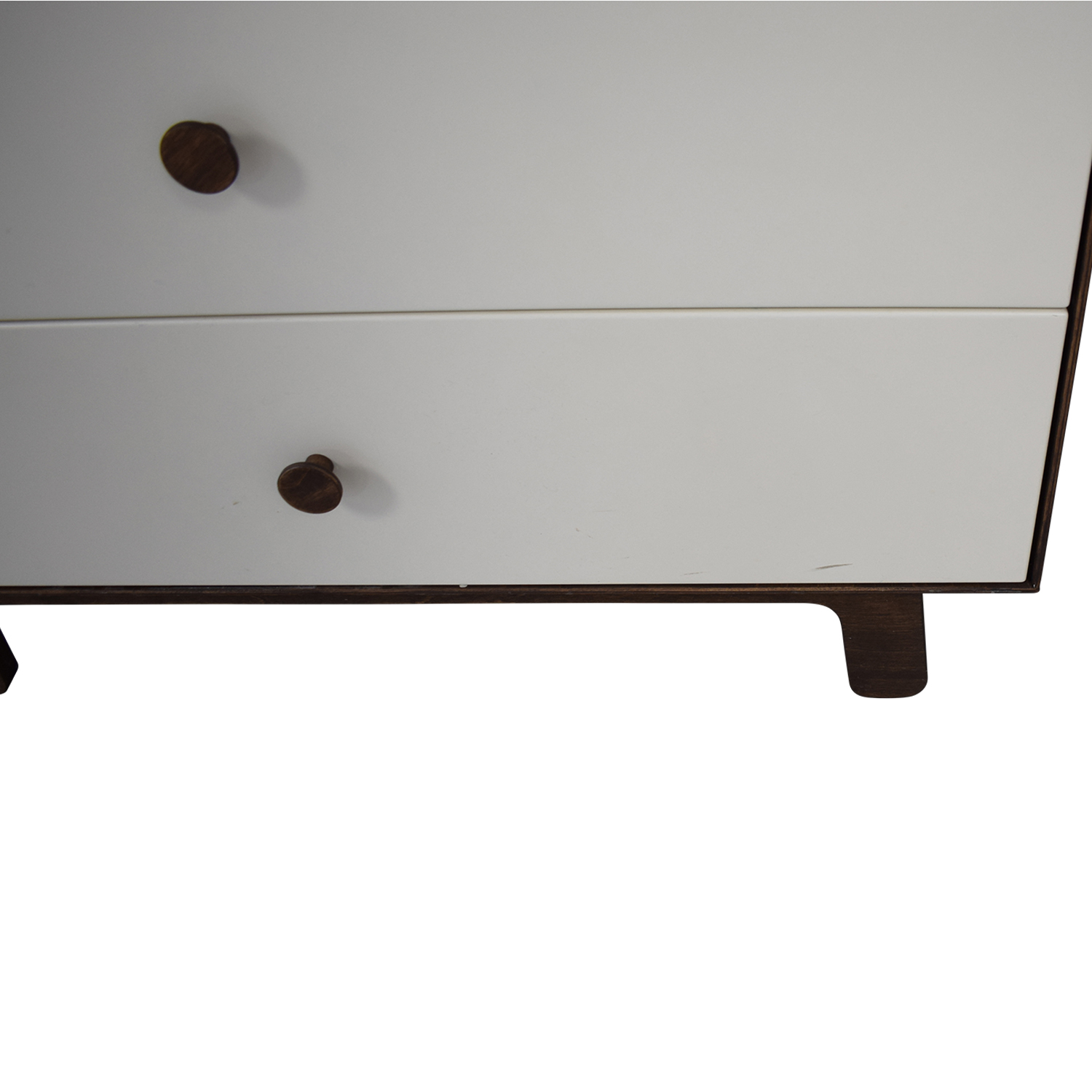 buy Oeuf Sparrow Three Drawer Changing Table Oeuf Dressers