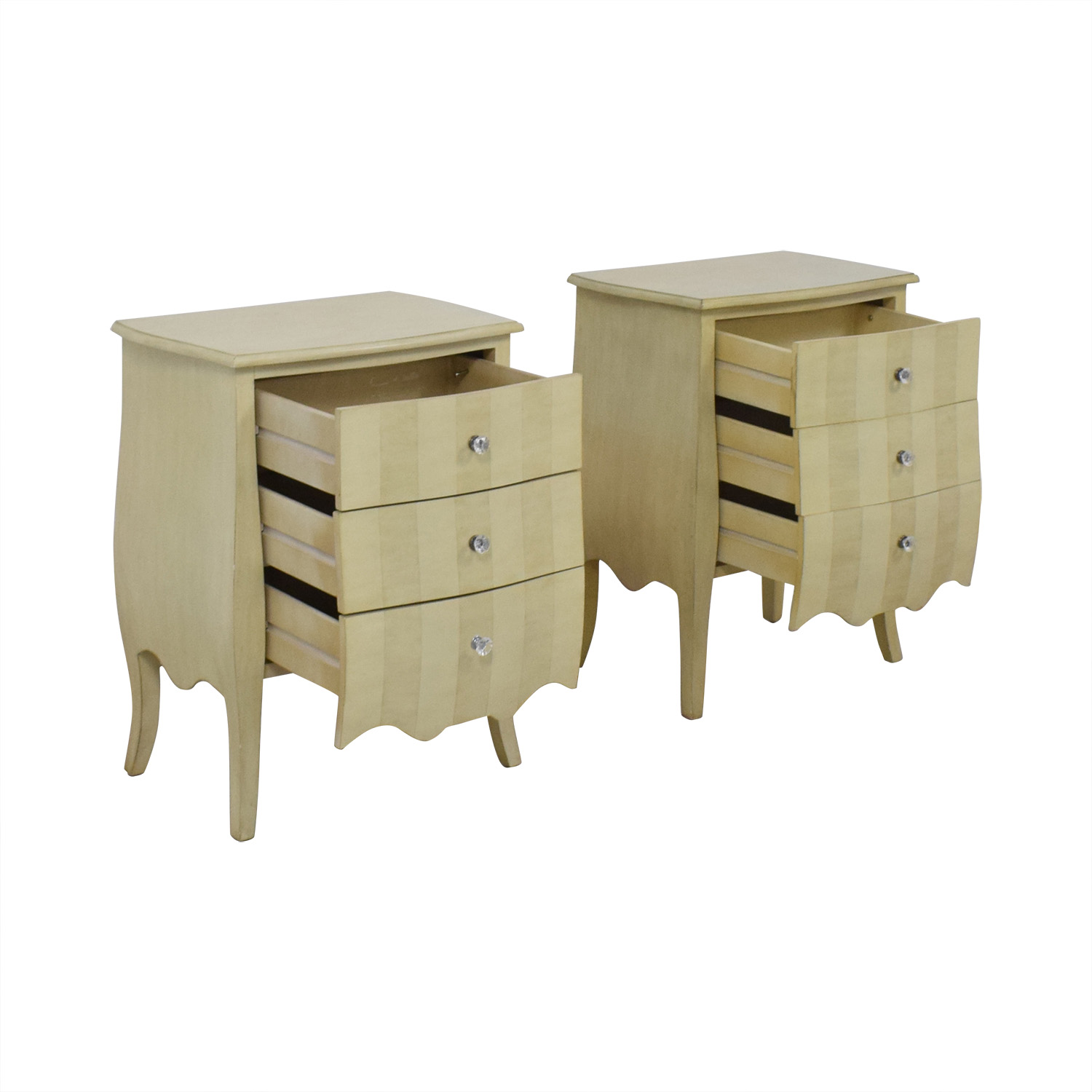 Three-Drawer Nightstands nj