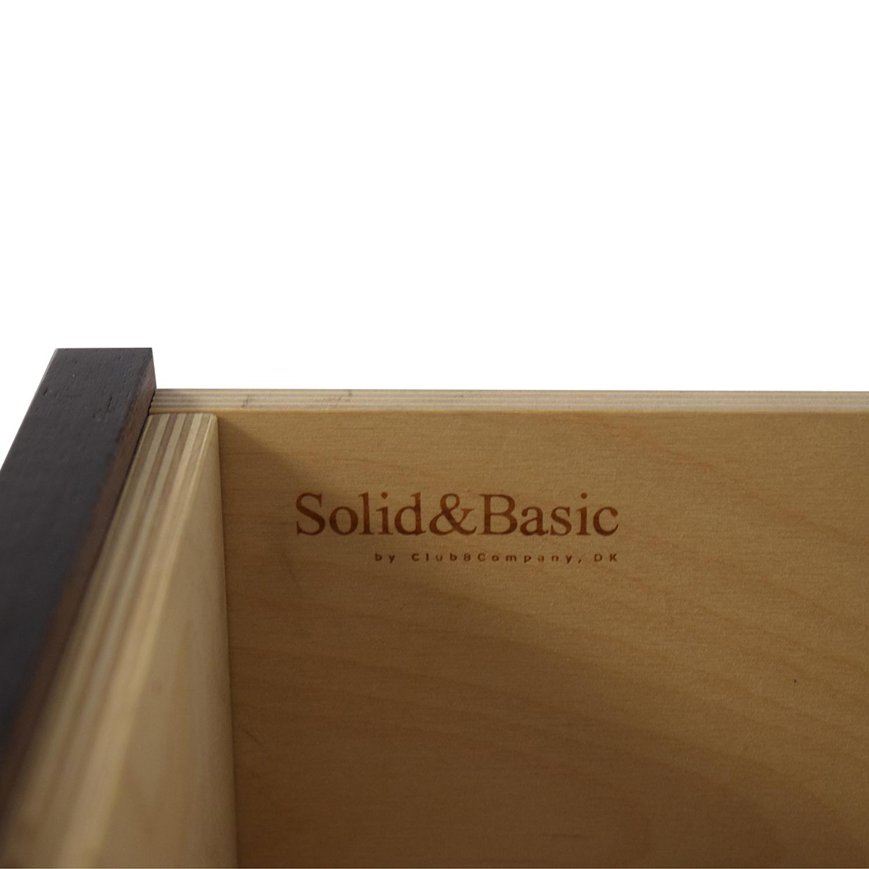 Solid & Basic Solid & Basic Six Drawer Dresser for sale