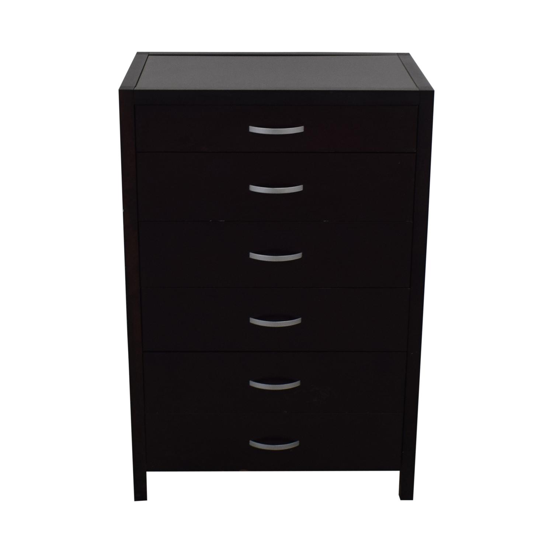 Solid & Basic Solid & Basic Six Drawer Dresser