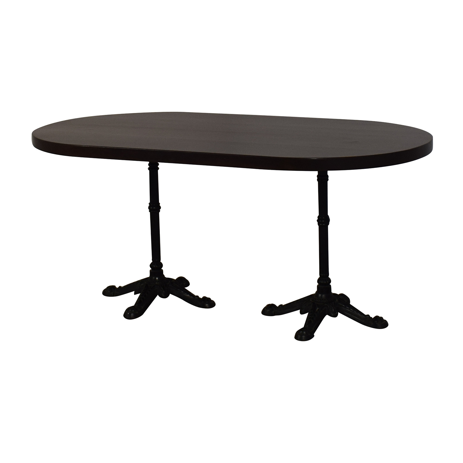 shop Vintage Oval Dining Table  Tables