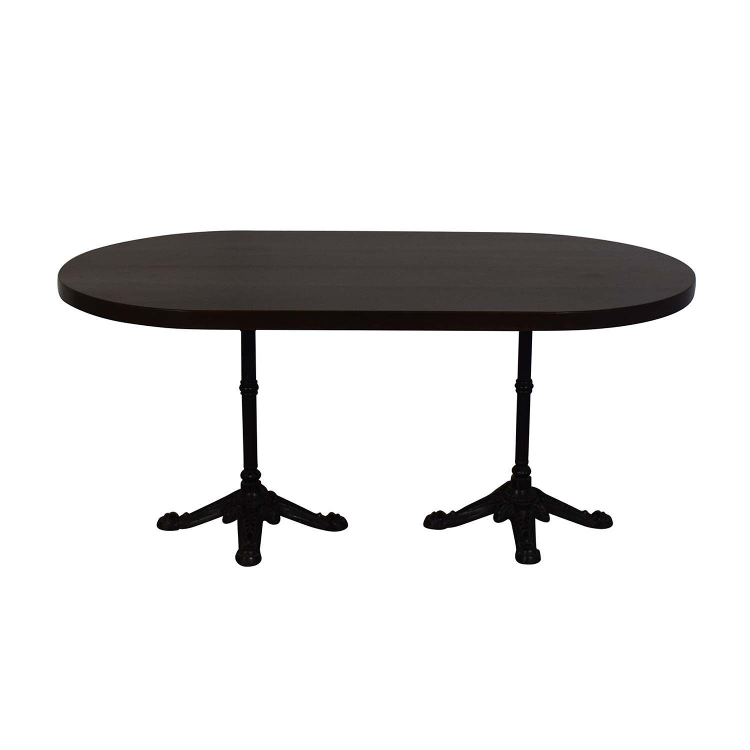 buy  Vintage Oval Dining Table online