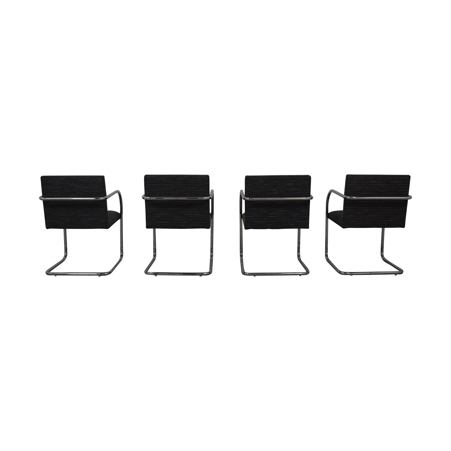 shop Chrome Upholstered Office Chairs  Chairs