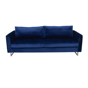 Interior Define Owens Blue Sofa price