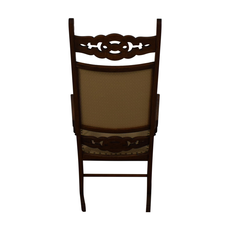 buy  Rustic Rocking Chair online