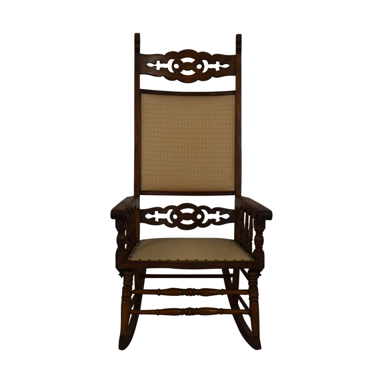 Rustic Rocking Chair price