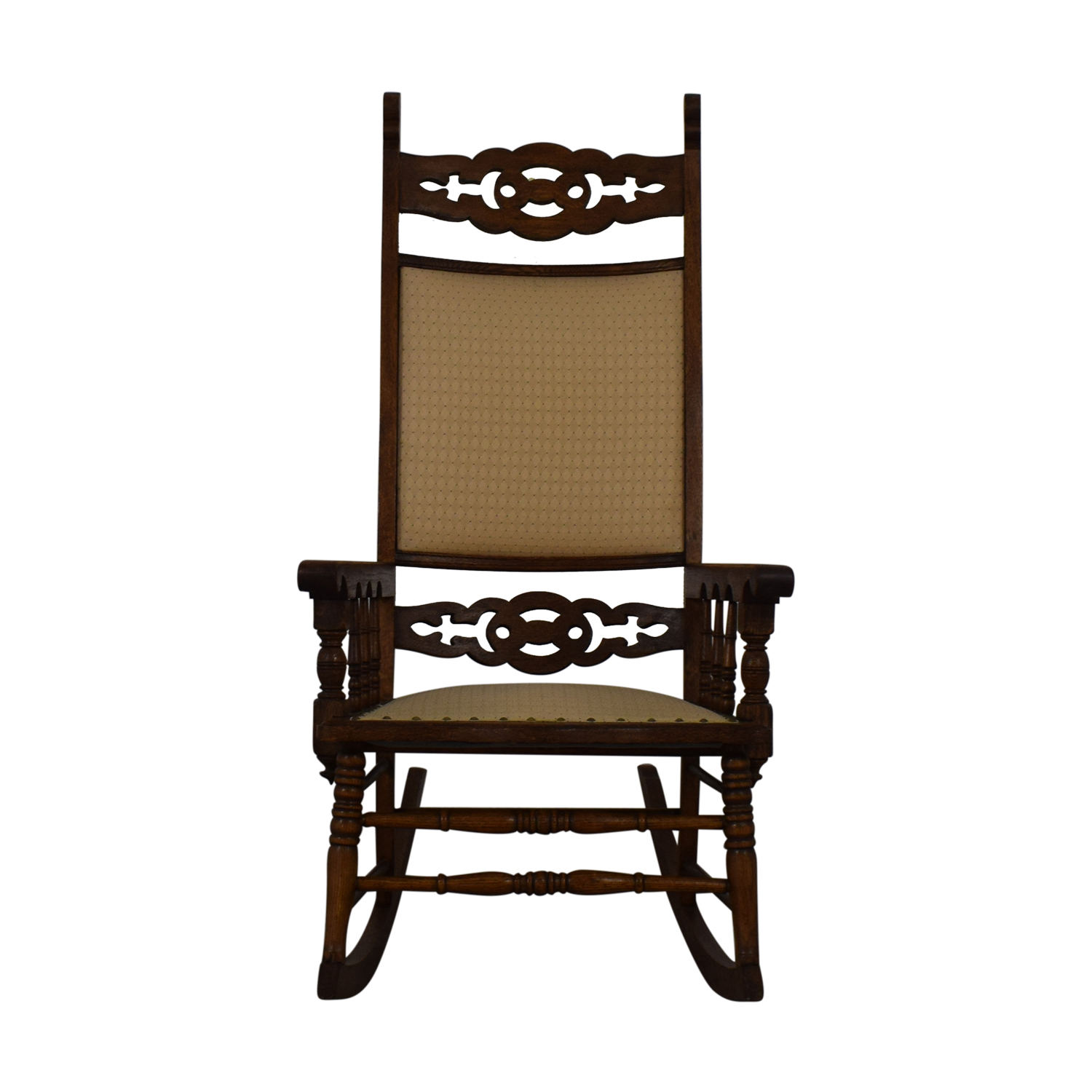 Rustic Rocking Chair discount