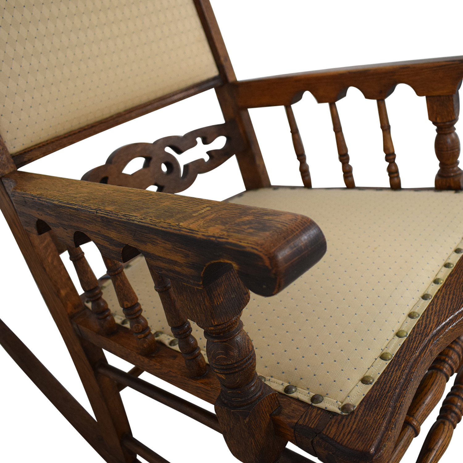 Rustic Rocking Chair dimensions