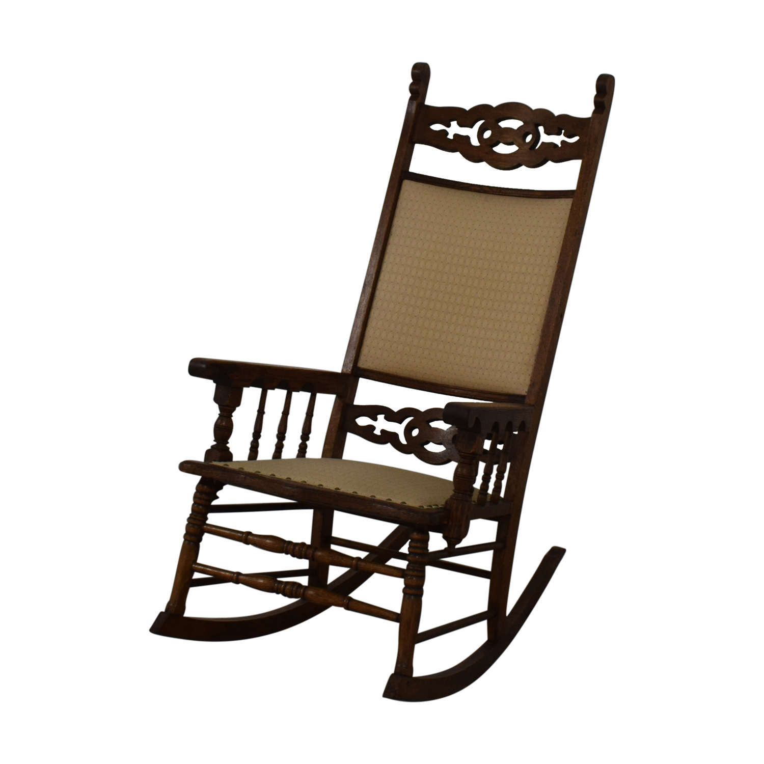 Rustic Rocking Chair on sale