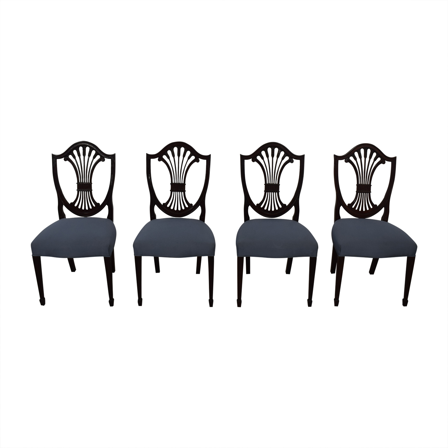 Stickley Furniture Stickley Furniture Monroe Place Side Chairs second hand