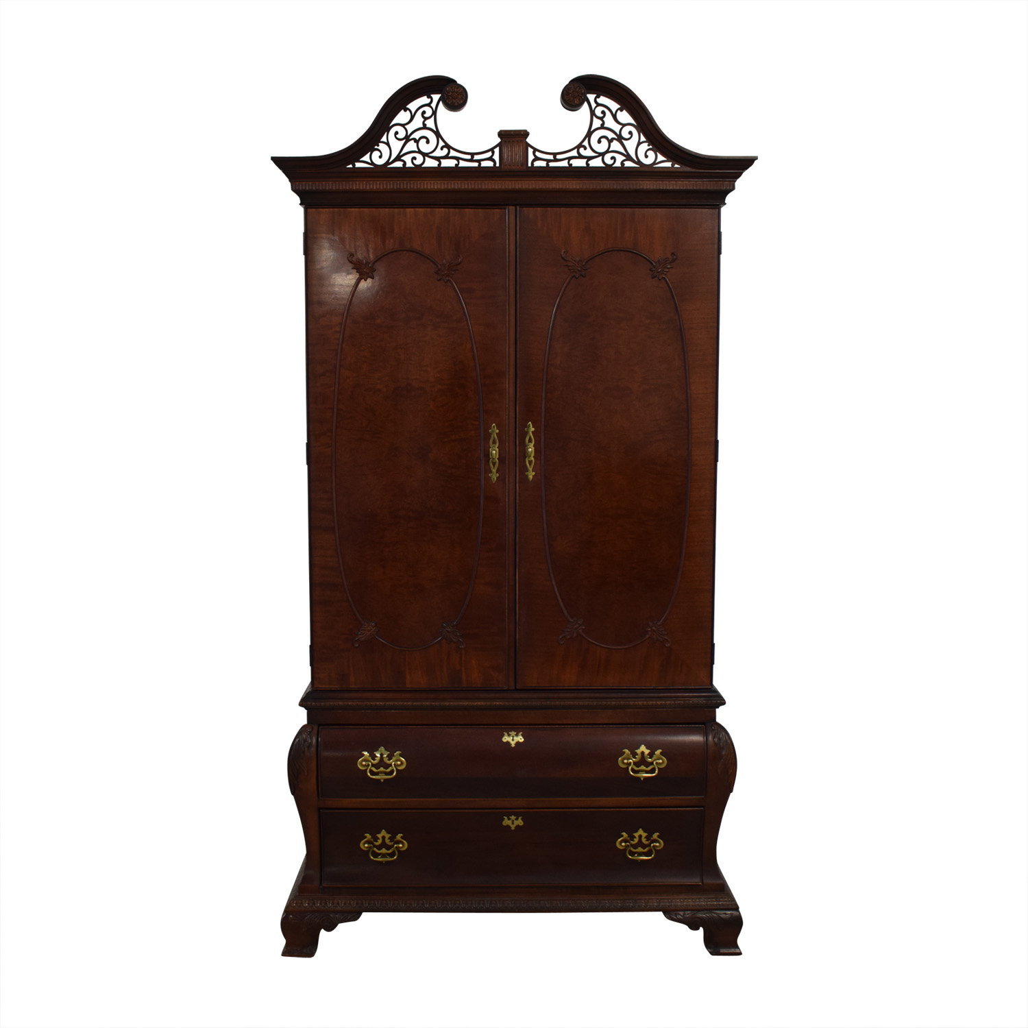 Century Furniture Century Furniture Armoire Wardrobes & Armoires