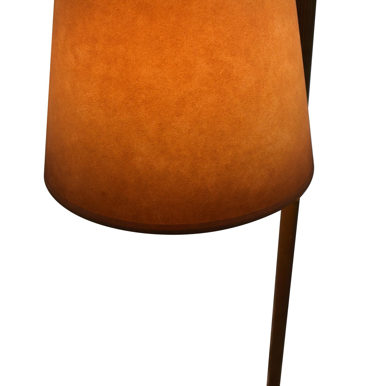 Vintage Standing Reading Lamp