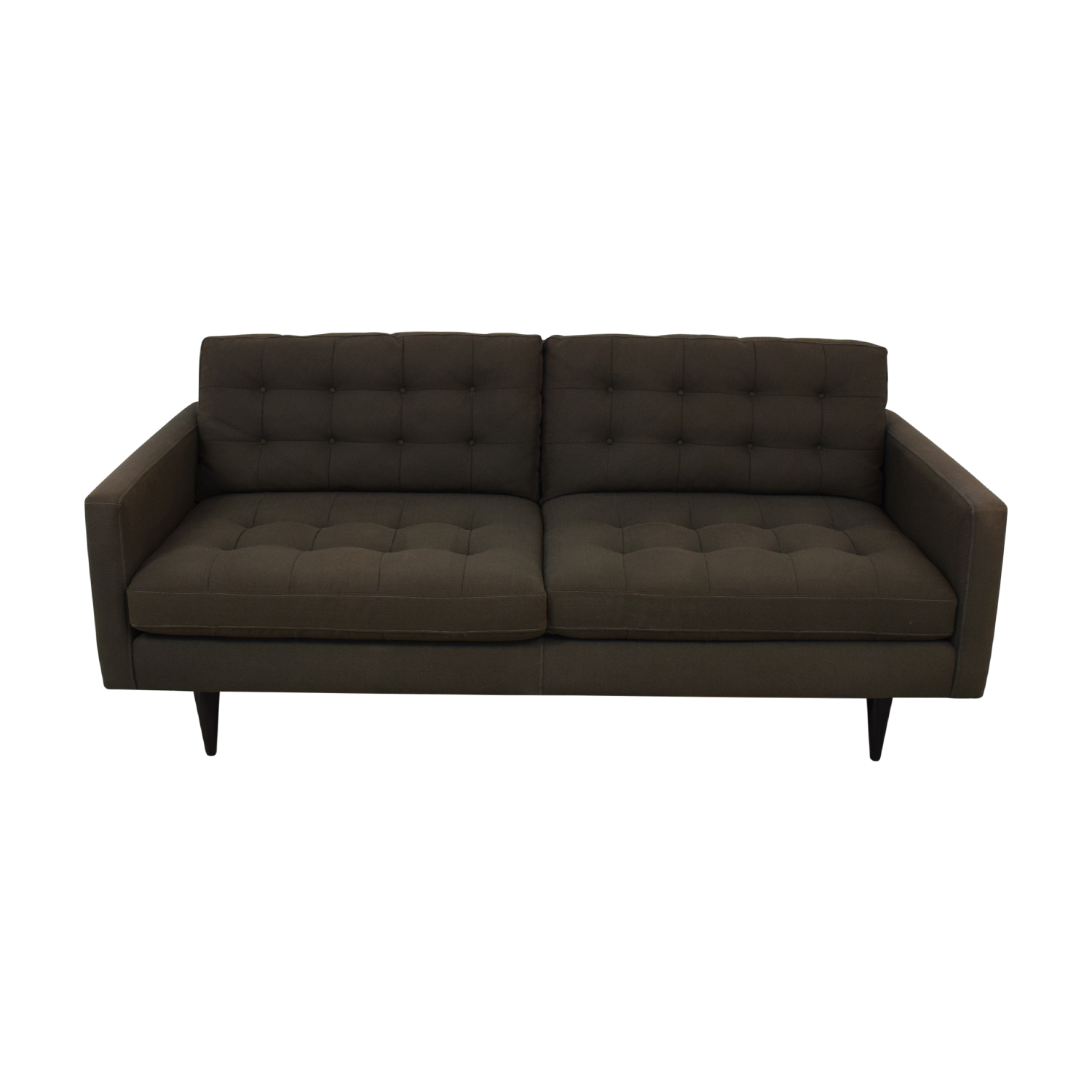 buy Crate & Barrel Crate & Barrel Petrie Midcentury Sofa online