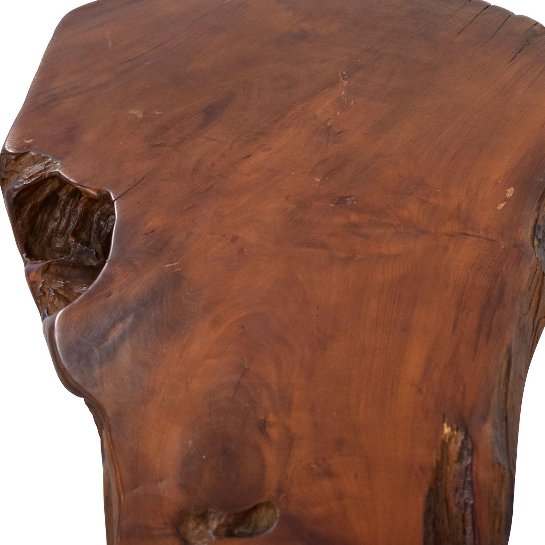 Wood Coffee Table nj