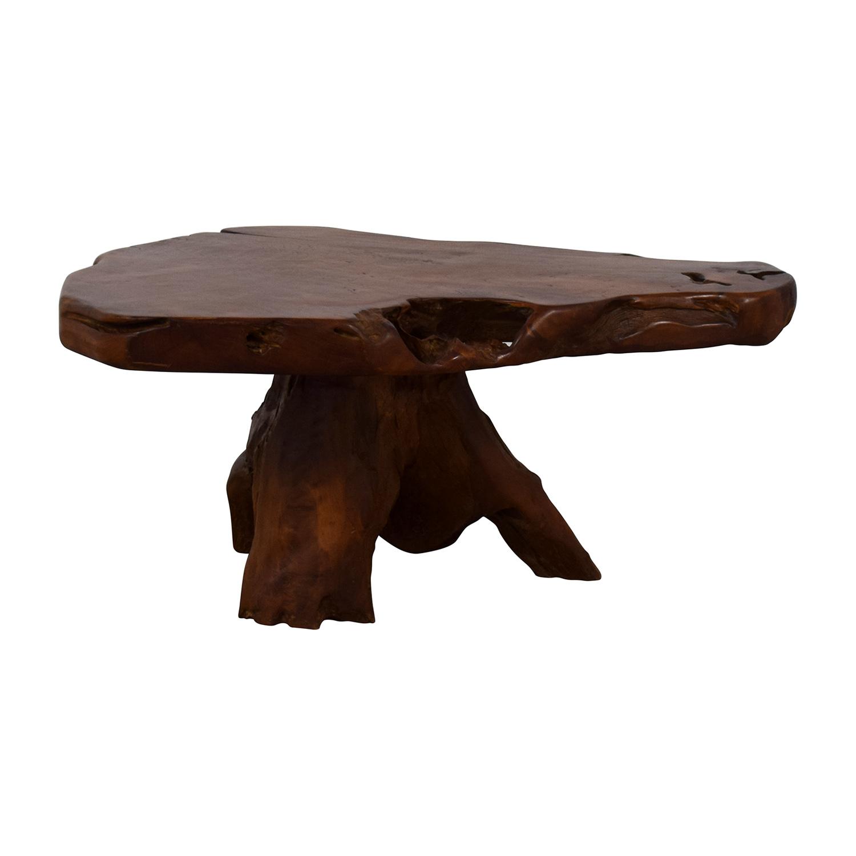 Wood Coffee Table nyc