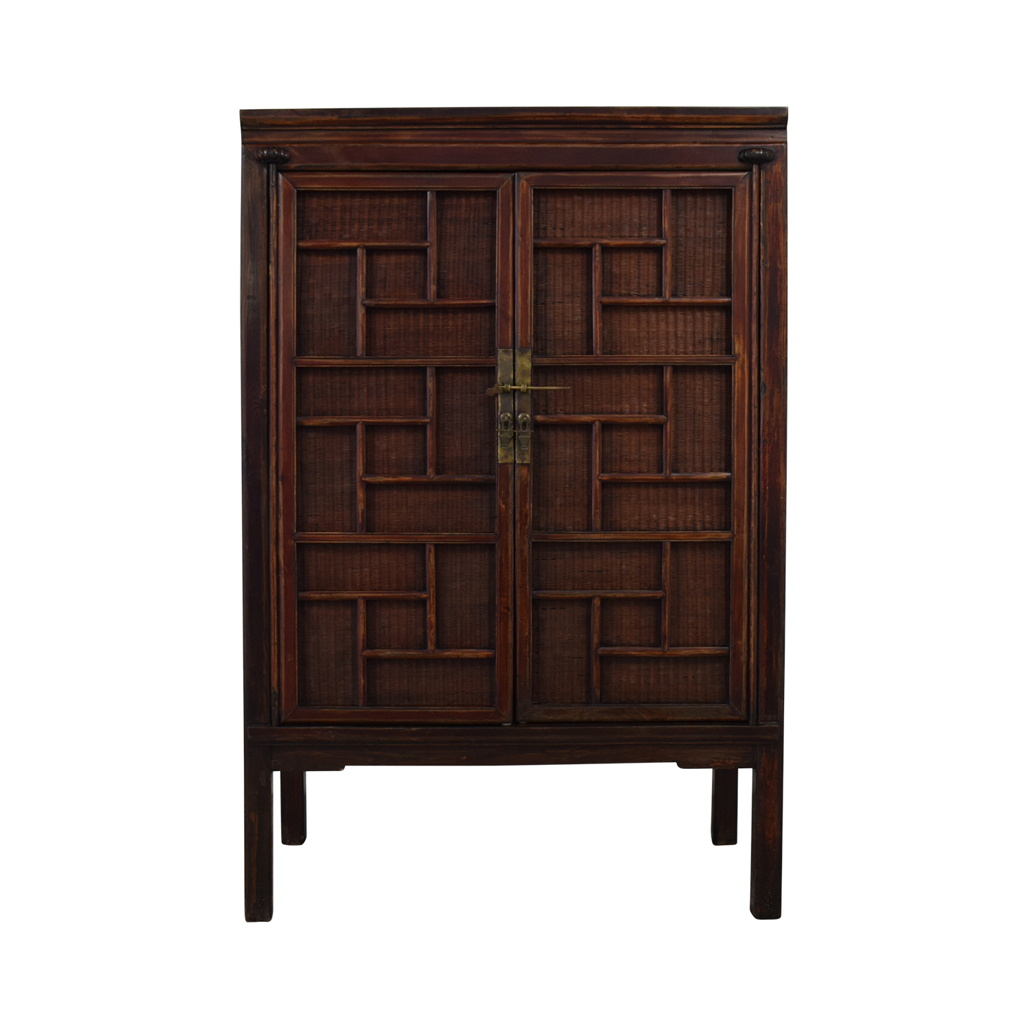 buy Rustic Chinese Storage Cabinet
