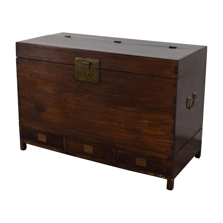 Decorative Storage Trunk nyc
