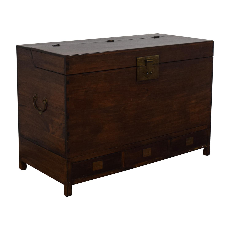 Decorative Storage Trunk / Storage