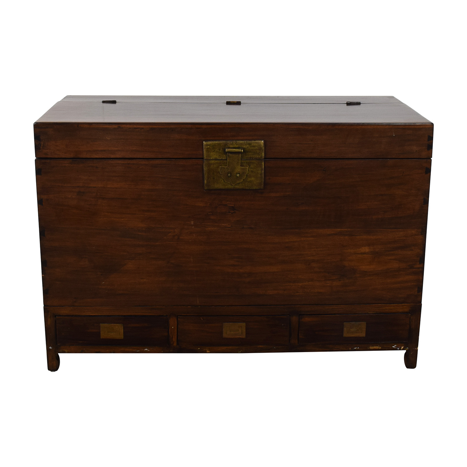 shop Decorative Storage Trunk  Storage