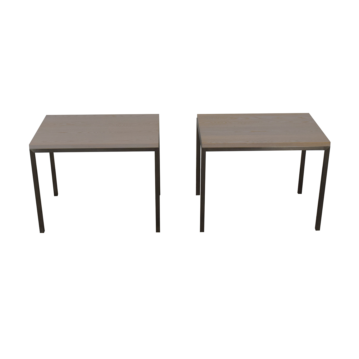 Room & Board Room & Board Portica End Tables discount