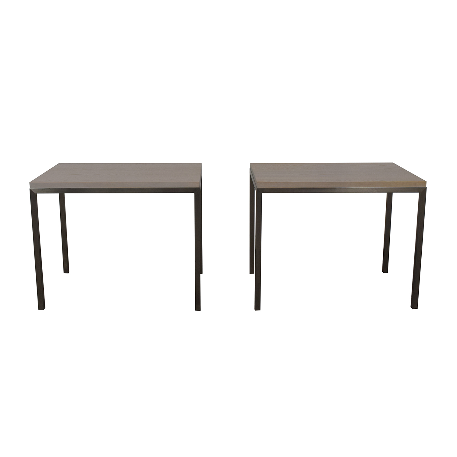 shop Room & Board Portica End Tables Room & Board