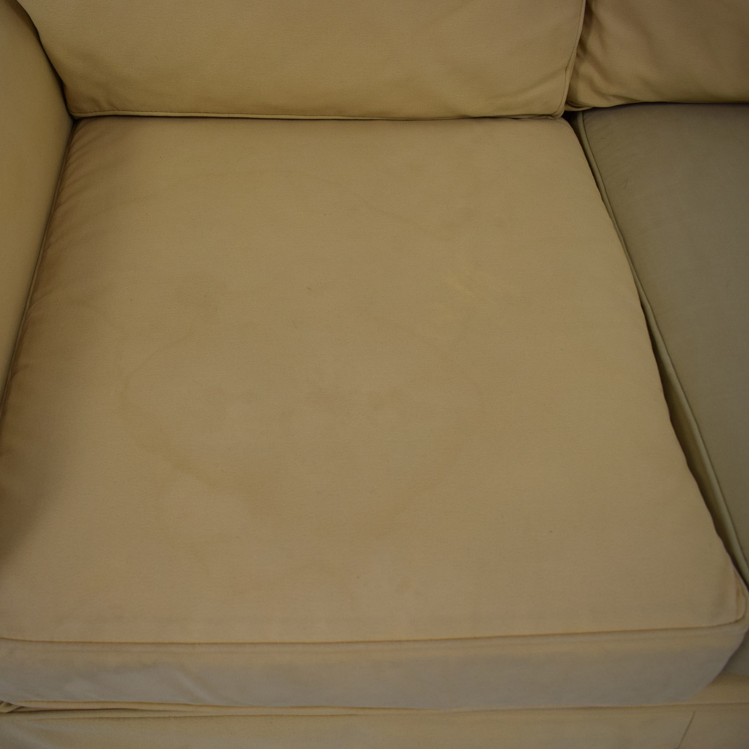 Pottery Barn PB Basic Slipcovered Sofa used