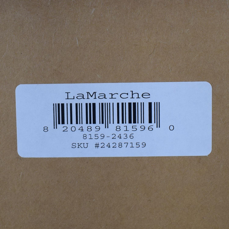 shop LaMarche Gold Mirror  Decor