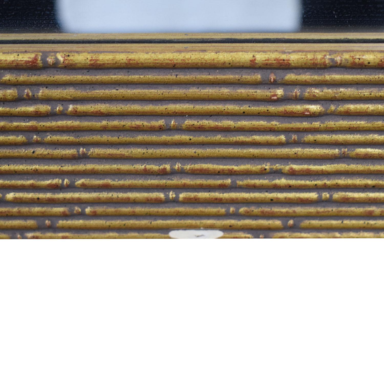 LaMarche Gold Mirror used