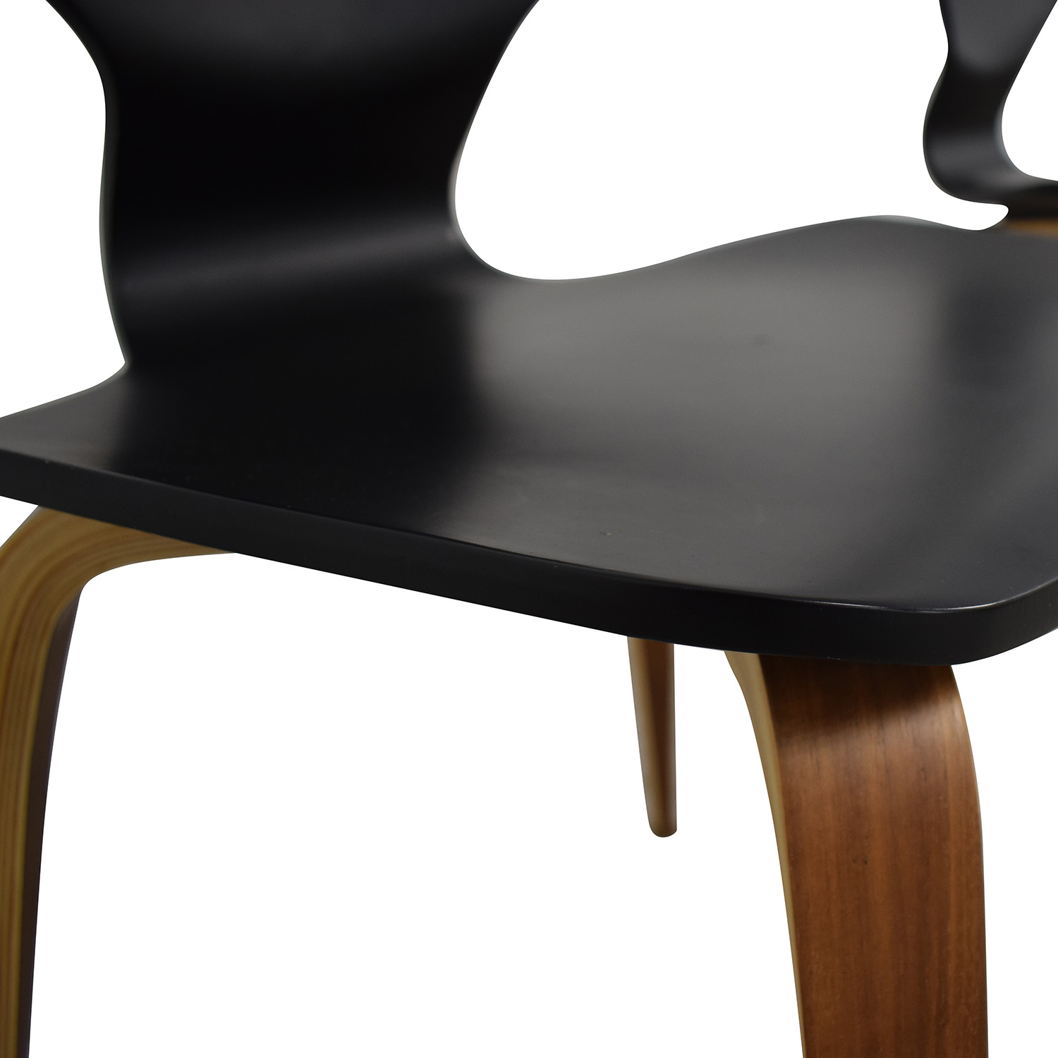 Room & Board Room & Board Pike Chairs Black