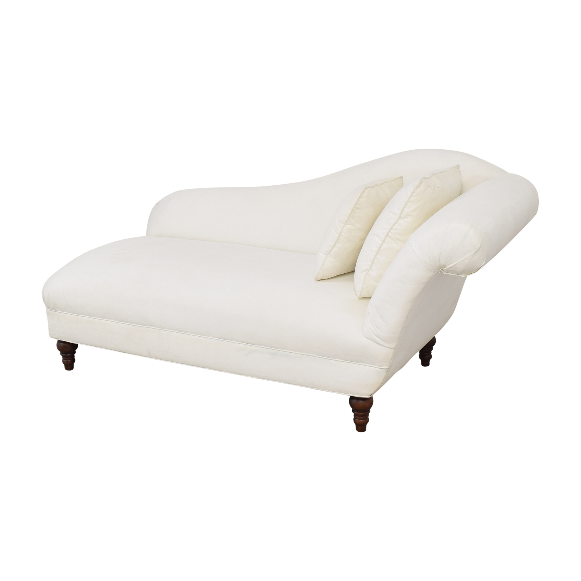 Fairfield Chair Company Fairfield Chair Company Living Room White Chaise price