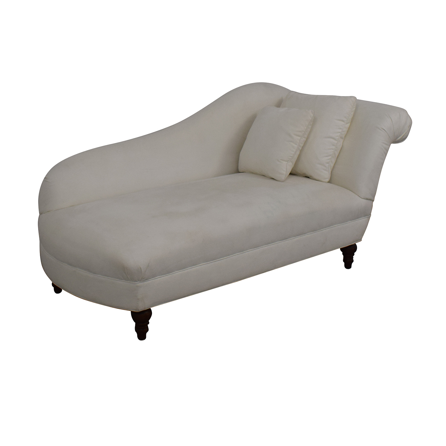 shop Fairfield Chair Company Living Room White Chaise Fairfield Chair Company Sofas