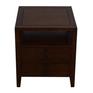 Crate & Barrel Crate & Barrel Side Table nj