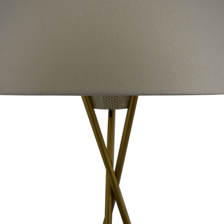 West Elm West Elm Mid Century Tripod Floor Lamp nyc