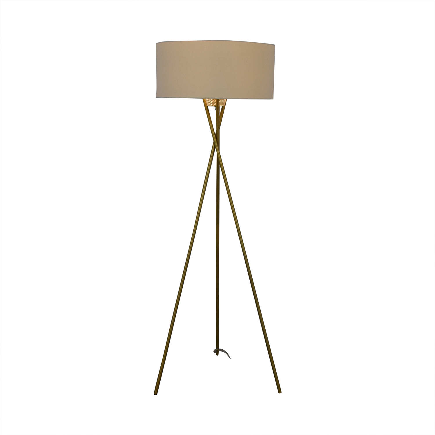buy West Elm Mid Century Tripod Floor Lamp West Elm Lamps
