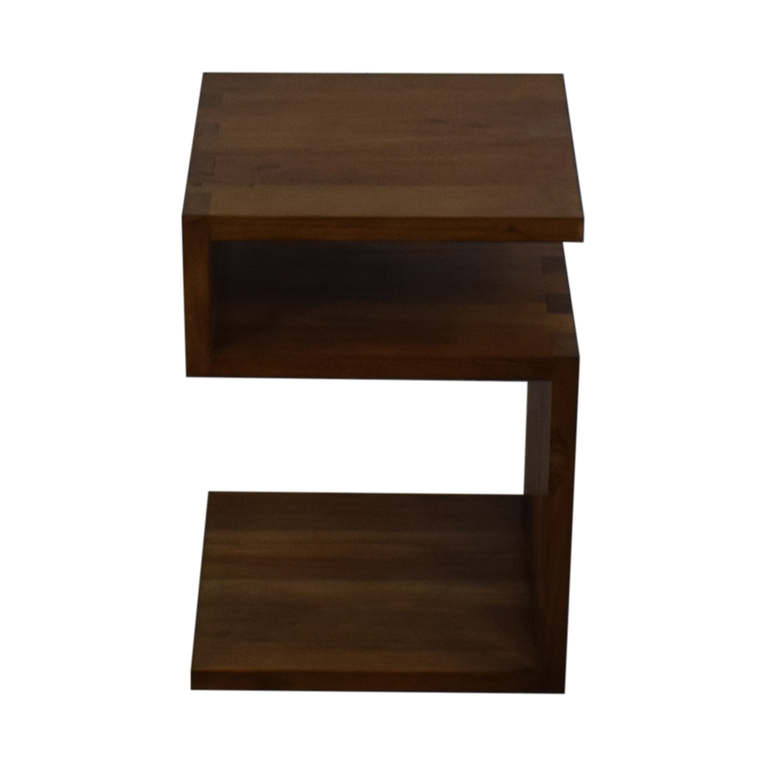 buy Crate & Barrel Entu Side Table Crate & Barrel End Tables