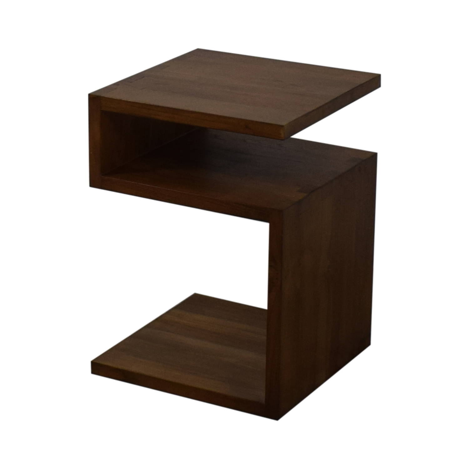 Crate & Barrel Crate & Barrel Entu Side Table discount