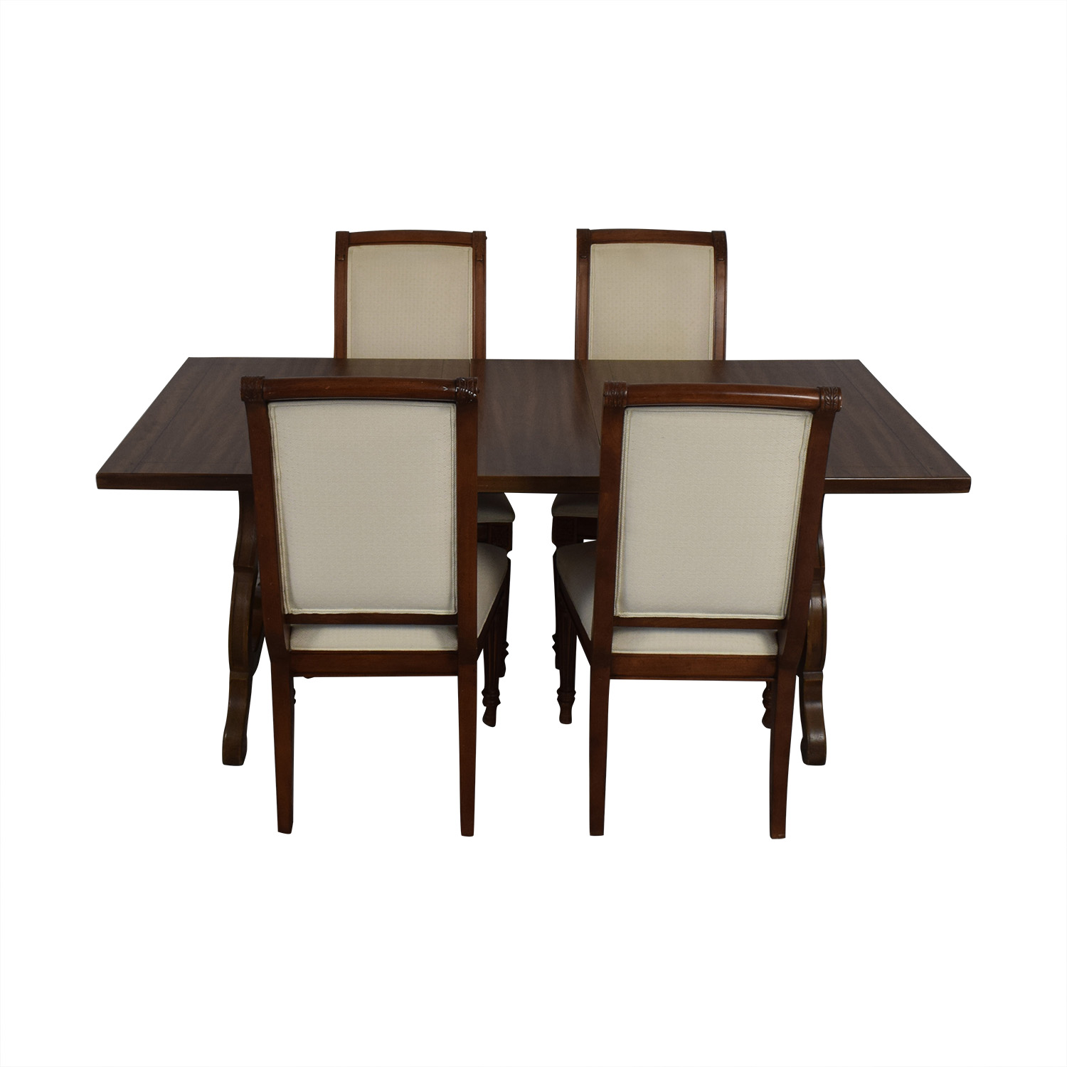Modern Extendable Dining Set sale