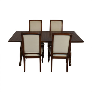Modern Extendable Dining Set used